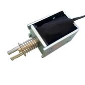 推拉式电磁铁HIO-0837S-24E41  框架尺寸:26*20*37mm