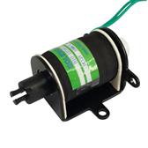 推式电磁铁HIO-1034-220V  框架尺寸:34*34*27mm  总重量:94.8g