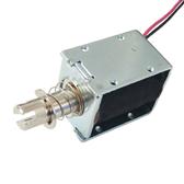 拉式电磁铁HIO-1040S-24V25  框架尺寸:24*29*40mm