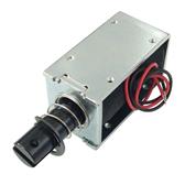 推式电磁铁HIO-1253  框架尺寸:27*30*52mm