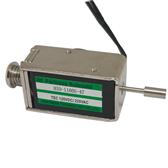 推式电磁铁HIO-1160S-48V9.5   框架尺寸:32.2*91mm