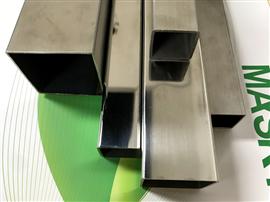 EN10219-2 Stainless Steel Square Welded Tube