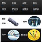 YZW 3*50+1*16耐油橡胶电缆