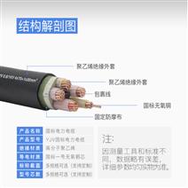 阻燃电子计算机电缆ZR-DJY...