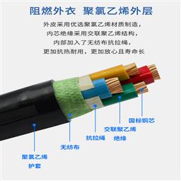 井筒电缆MHJYV-1*2*7/0.43