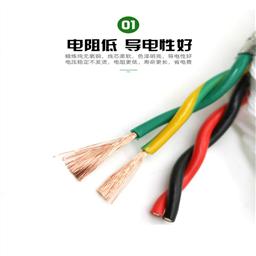 MKVVRP煤矿用阻燃屏蔽控制软电缆