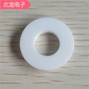 軸承陶瓷環 陶瓷墊圈 氧化鋁陶瓷片 圓18*3/圓24*4 耐高溫陶瓷