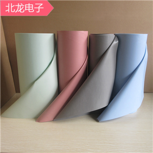 絕緣導熱矽膠布0.23mm/0.3MM粉紅色/綠色/灰色/蘭色 硅膠布0.3mm厚絕緣布