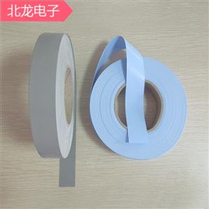 矽膠布灰色厚度0.3mm分切多種規格11--500mm分切硅膠布導熱絕緣帶