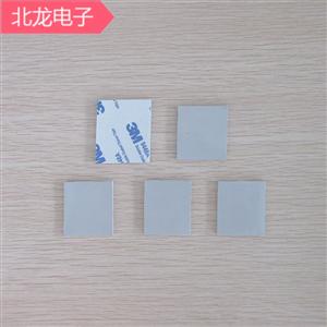 高導熱軟硅膠深藍色導熱系數3.0W多種規格厚度200*400mm多種規格厚度可背單面膠可背雙面膠