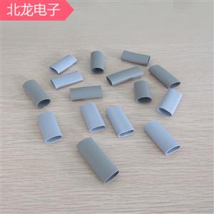 LED電源用硅膠絕緣套管灰色/蘭色10*11mm導熱矽膠套管TO-220可分切規格長度