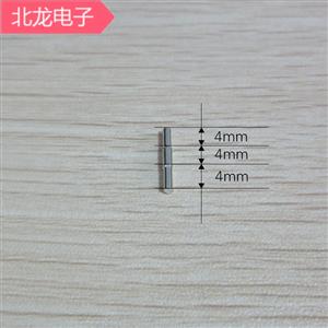 散熱器插針,1.7MM中間大兩頭小散熱針,電子散熱片焊針1.7mm