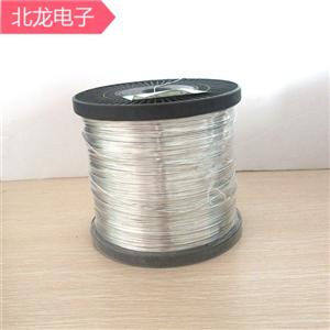 鍍錫銅線線徑0.45/0.5/0.6/0.8/1.0/1.2/1.5/1.8/2.0/3.0mm跳線銅絲無鉛鍍錫銅線 按公斤買