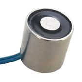 管状电磁铁HIT-1515L-12V40  框架尺寸:15*125mm
