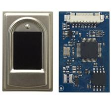 电容指纹识别模块