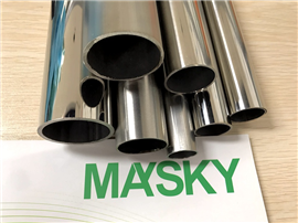 316 Stainless Steel Tube Round Shape for Decoration