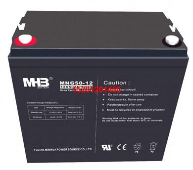 闽华电池MNG深循环胶体系列