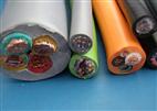 耐寒橡套屏蔽控製電纜YHD YHDP 6*1.0 6*2.5