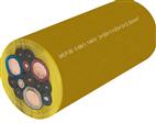 高壓盾構機電纜UGEFP/UGF/UGFP 6/10KV 3*70+1*35