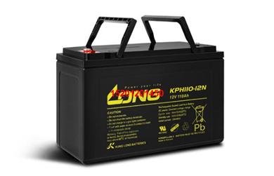 广隆电池KPH系列