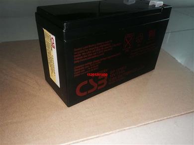 CSB蓄电池GP1270 F2