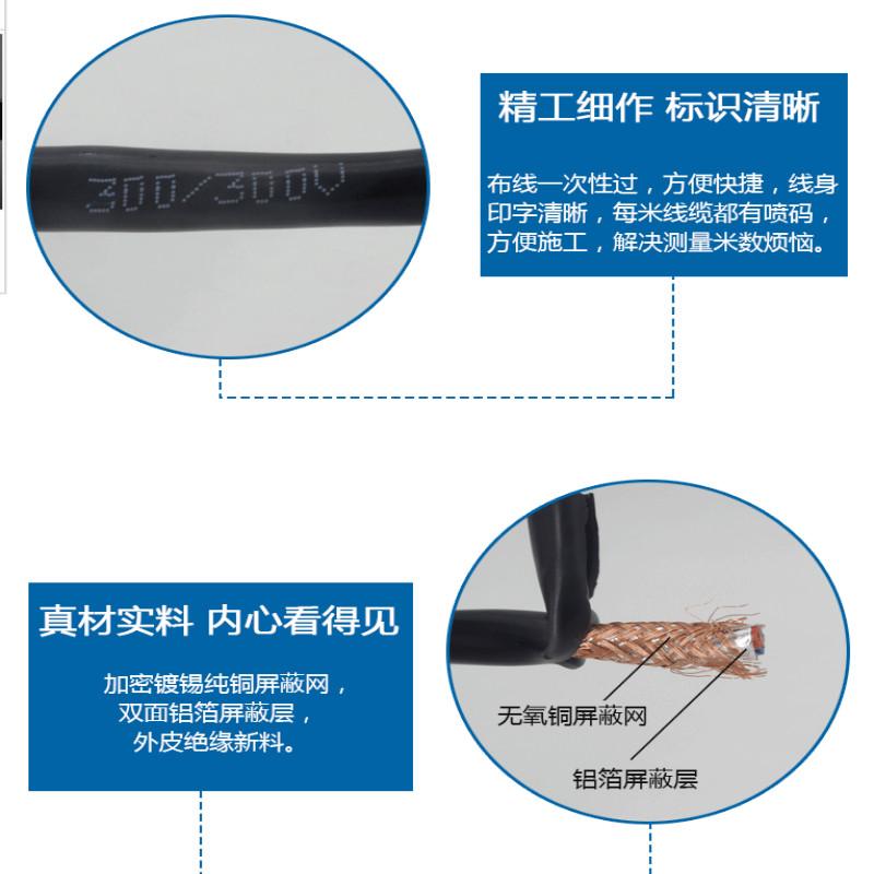 KVVR 24×0.5控制电缆