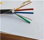 KYJVRP铜芯交联编织屏蔽控制软电缆