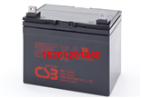 CSB蓄电池GP12340