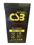 CSB蓄电池MSV-1000