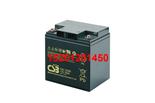 CSB蓄电池EVX12300