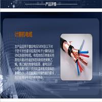 计算机电缆ZR-DJYVPR-1x2x1.0