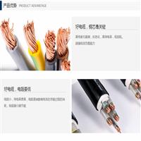 铁路信号电缆PTYA22-8芯