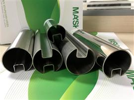 304 Stainless Steel Decotative Slot Tube