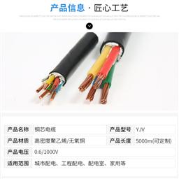 计算机电缆DJYVP-1*2*0.75