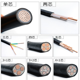 MHYV 2*2*7/0.52 矿用通讯电缆