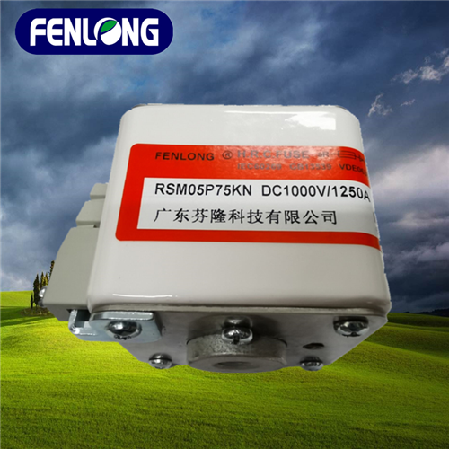 芬隆牌RSM05P75KN半导体快速熔断器