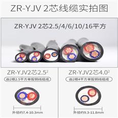 MHYVR1×2×7/0.43矿用通信电缆