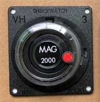 MAG2000可循环震撞指示器shockwatch