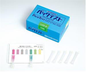 日本共立水質測試包