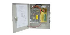 HP-DC1210-9   12V10A 9路CCTV集中供电器
