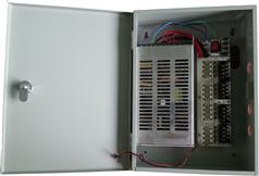 HP-DC1225-16 DC12V25A 16 Channel Power Box