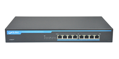 S2608-P 8 Ports 10/100/1000M POE Switch with internal power supplies