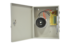 HP-AC2415-9 24V AC 9 Channel Power Box