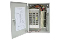 HP-DC1230-18   12V30A 18路CCTV集中供电箱