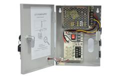 HP-DC1205-4  12V5A 4路CCTV集中供电器