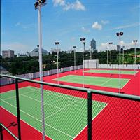 硅PU球场材料 运动场地胶 硅PU球场塑胶面层