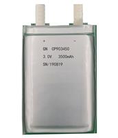 锂锰软包电池CP903450-3500mAh