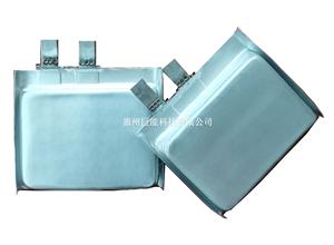 锂锰软包电池CP552723-650mAh
