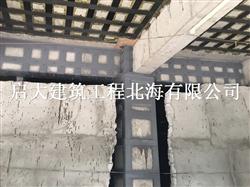 玉林結構柱粘角鋼加固技術可靠嗎