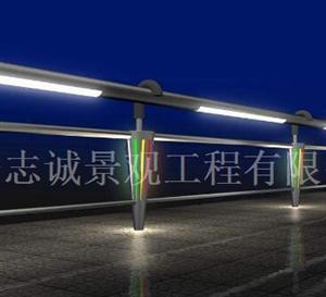 西宁灯光护栏